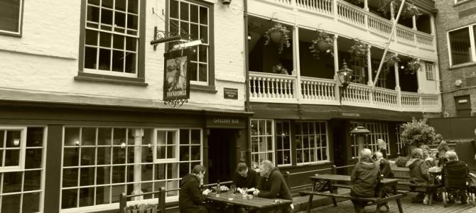 The George Inn at Borough