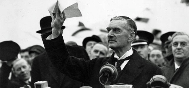 Could Britain have avoided war in 1939?
