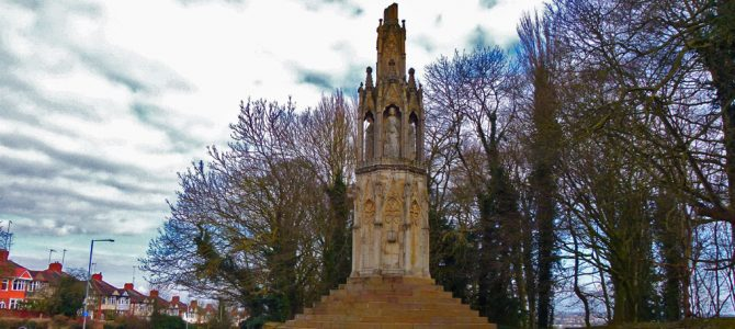 Eleanor's Cross, Hardingstone