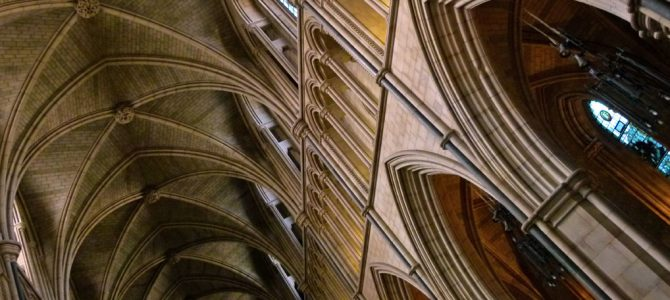 London's forgotten cathedral
