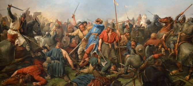 Stamford Bridge – the other battle in 1066