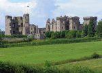 Raglan Castle, Wales