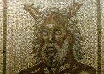 Neptune mosaic, Verulamium Museum, St Albans, Herts