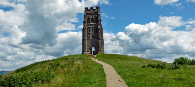 A journey to Glastonbury Tor