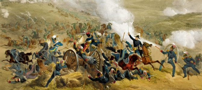 Trooper Pearson and the Charge of the Light Brigade
