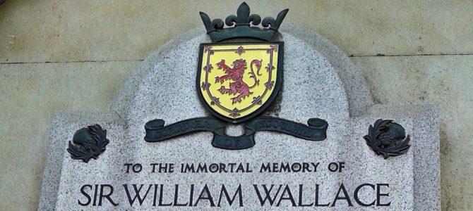 Wallace memorial, Smithfield