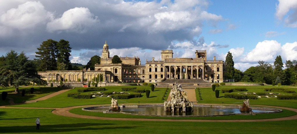 The vanished world of Witley Court