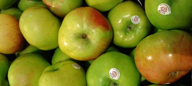 The tale of the Bramley apple