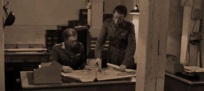 The secret Cabinet War Rooms