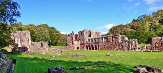 The great abbey of Furness