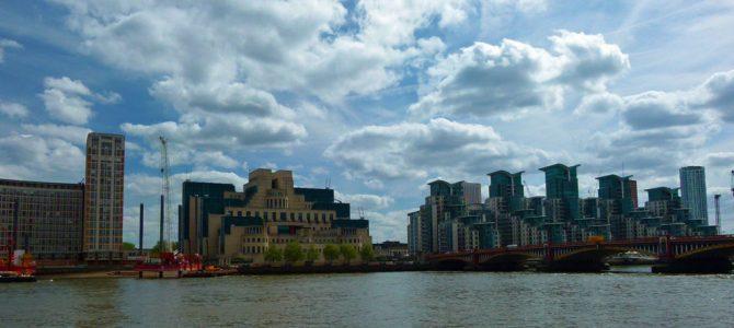 I spy – secret London