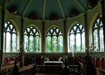 St Nicholas, Moreton, Lawrence of Arabia, burial, Whistler, windows