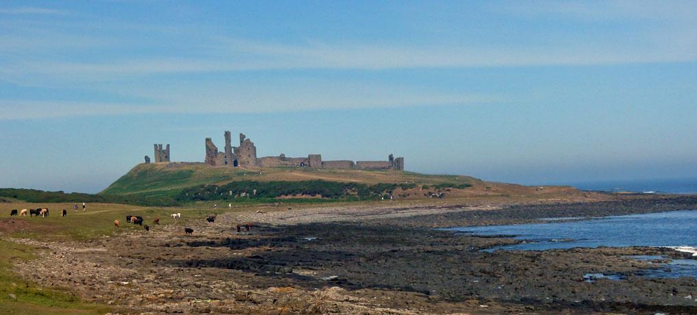 Craster to Dunstanburgh