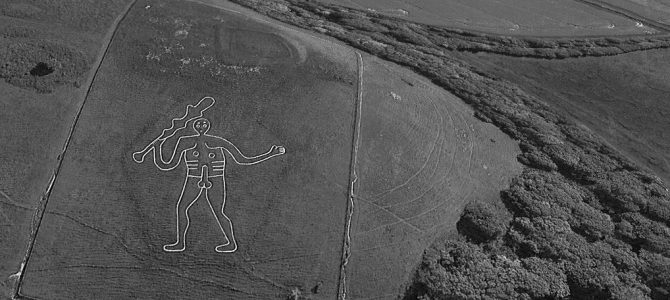 Is the Cerne Abbas Giant one of Britain's most loved figures?