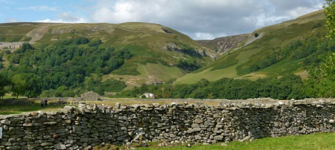 Swaledale 'twixt Muker and Keld