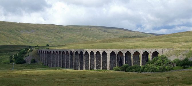 From Ribblehead to Jericho