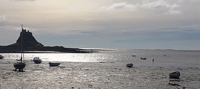 A pilgrimage to Lindisfarne, the Holy Island
