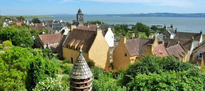 The time capsule of Culross