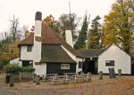 Britain's oldest pub, Ye Olde Fighting Cocks