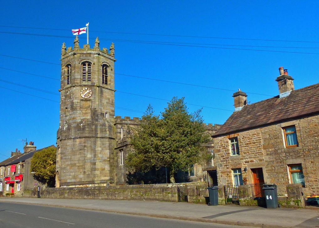 St Margarets, Hornby parish church