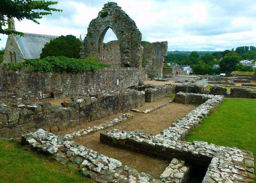 St Dogmael's Abbey