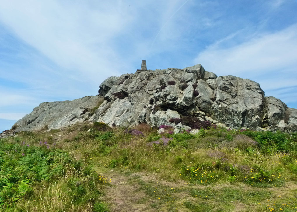 Garm Fawr hilltop fort, Pembrokeshire