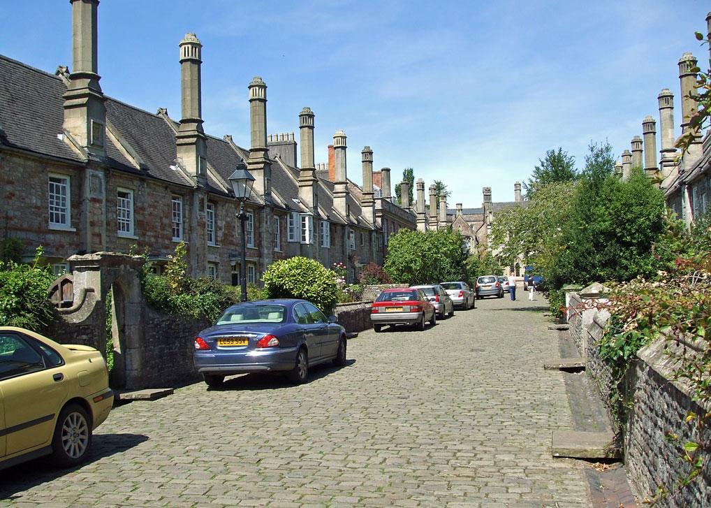 Vicars' Close, Wells